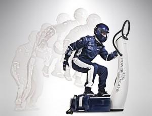 Élsport - Power Plate, F1 Williams edzés