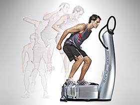 élsport, erőnléti edzés Power Plate - csúcskategóriás edzésmódszer